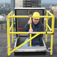 Bilco - Bil-Guard Rail Hatch System