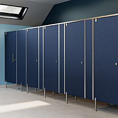 Bobrick - Bathroom Partitions