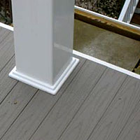 AZEK - Porch Flooring