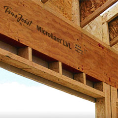 Trus Joist - Engineered Wood Products