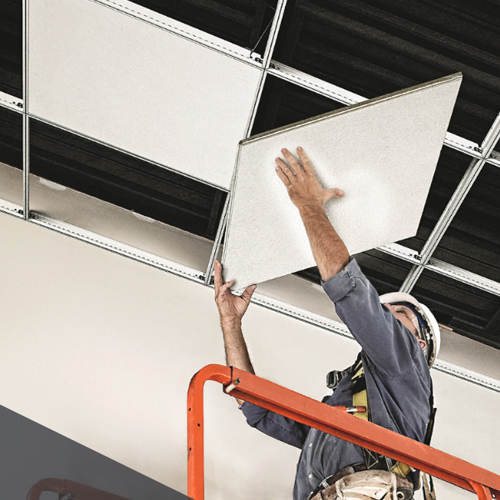 USG - Acoustical Ceiling Panels